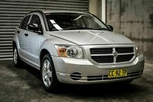 2006 Dodge Caliber PM SX Silver 6 Speed CVT Auto Sequential Hatchback Wetherill Park Fairfield Area Preview