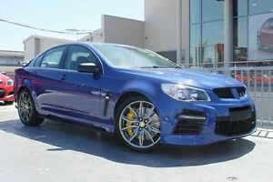 2015 Holden Special Vehicles GTS GEN-F2 MY16 Slipstream Blue 6 Speed Manual Sedan West Perth Perth City Area Preview