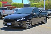 2015 Ford Falcon FG X XR6 Ute Super Cab Turbo Black 6 Speed Sports Automatic Utility Midland Swan Area Preview