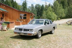 Olds Cutlass Supreme - Calais Pkg with removable T-Roof