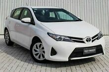 2013 Toyota Corolla ZRE182R Ascent S-CVT White 7 Speed Constant Variable Hatchback Embleton Bayswater Area Preview