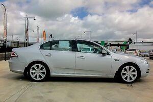 2012 Ford Falcon FG MkII G6E Silver 6 Speed Sports Automatic Sedan Pakenham Cardinia Area Preview