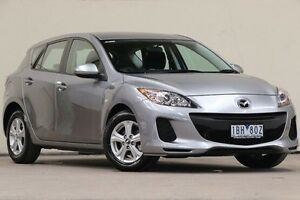 2013 Mazda 3 Grey Sports Automatic Hatchback Vermont Whitehorse Area Preview
