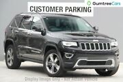 2014 Jeep Grand Cherokee WK MY15 Limited Black 8 Speed Sports Automatic Wagon Osborne Park Stirling Area Preview