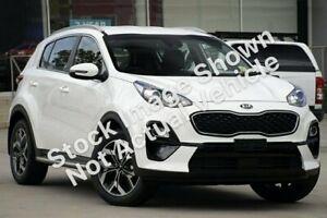 2018 Kia Sportage QL MY19 AO Edition 2WD White 6 Speed Sports Automatic Wagon Parramatta Parramatta Area Preview