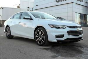 2017 Chevrolet Malibu LT- Leather, Nav, Sunroof, Rem Start, Allo