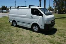 2011 Toyota Hiace KDH201R MY11 LWB White 5 Speed Manual Van Pearsall Wanneroo Area Preview