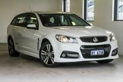 2015 Holden Commodore VF MY15 SV6 Sportwagon Storm White 6 Speed Sports Automatic Wagon Melville Melville Area Preview