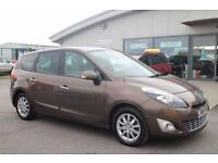 RENAULT GRAND SCENIC 1.5 PRIVILEGE DCI 5d 105 BHP - VIEW 360 SPIN ON WE (bronze) 2009