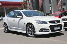 2015 Holden Commodore  White Manual Sedan Watsonia North Banyule Area Preview