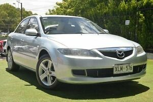 2006 Mazda 6 GG1032 Classic Silver 5 Speed Sports Automatic Sedan Paradise Campbelltown Area Preview