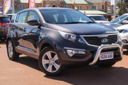 2014 Kia Sportage SL Series II MY13 SI Grey 6 Speed Sports Automatic Wagon Wangara Wanneroo Area Preview