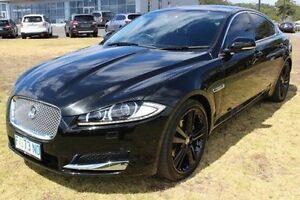 2013 Jaguar XF X250 MY13 Premium Luxury Black 8 Speed Sports Automatic Sedan Burnie Area Preview