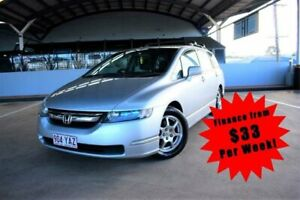 2007 Honda Odyssey 3rd Gen Wagon 7st 5dr Spts Auto 5sp 2.4i Silver Sports Automatic Wagon South Toowoomba Toowoomba City Preview
