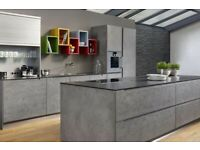 **Bespoke Kitchens** Modern MFC Kitchen Cabinets - 5 UNITS PACKAGE OFFER - NEW -