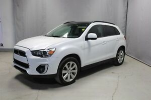 2015 Mitsubishi RVR AWC GT Leather,  Heated Seats,  Sunroof,  Ba