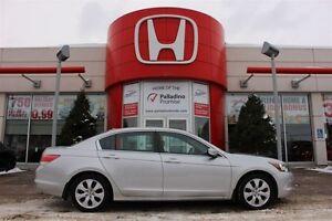 2010 Honda Accord Sedan EX-L- LEATHER+ HEATED SEATS & MORE!