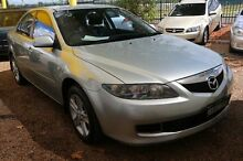 2005 Mazda 6 GG1032 Classic Silver 6 Speed Manual Hatchback Colyton Penrith Area Preview