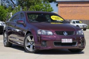 2013 Holden Commodore VE II MY12.5 SV6 Z Series Maroon 6 Speed Sports Automatic Sedan Toowoomba Toowoomba City Preview