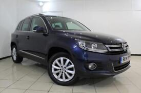 2014 14 VOLKSWAGEN TIGUAN 2.0 MATCH TDI BLUEMOTION TECHNOLOGY 4MOTION 5DR 139 BH