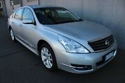 2012 Nissan Maxima J32 MY11 250 X-tronic ST-L Silver 6 Speed Constant Variable Sedan Burnie Area Preview