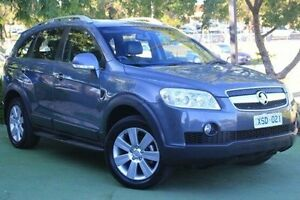 2010 Holden Captiva CG MY10 LX AWD Grey 5 Speed Sports Automatic Wagon Berwick Casey Area Preview