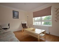 1 bed furnished flat with bright lounge in highly sought after residential area available July!