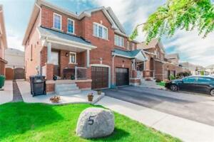 Beautiful Well Kept 4 Br Semi Detached Home In Brampton East.