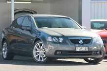 2011 Holden Calais VE II MY12 V Grey 6 Speed Automatic Sedan Wolli Creek Rockdale Area Preview