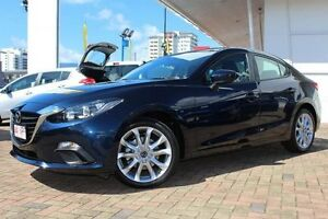 2014 Mazda 3 BM5278 Neo SKYACTIV-Drive Blue 6 Speed Sports Automatic Sedan Parramatta Park Cairns City Preview