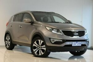 2012 Kia Sportage SL MY13 Platinum Silver 6 Speed Sports Automatic Wagon Strathmore Heights Moonee Valley Preview