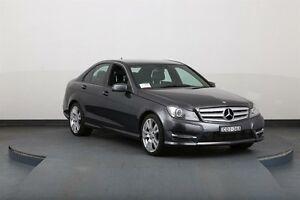 2013 Mercedes-Benz C200 W204 MY12 BE Grey 7 Speed Automatic G-Tronic Sedan Smithfield Parramatta Area Preview