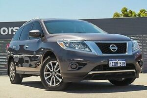 2014 Nissan Pathfinder R52 MY14 ST X-tronic 2WD Grey 1 Speed Constant Variable Wagon Hybrid Maddington Gosnells Area Preview