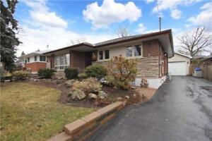 Move In Read!! 3+1 Bdrm Updated Brick Bungalow In Oshawa