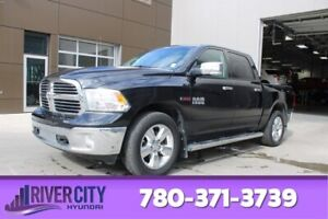 2017 Ram 1500 BIGHORN DIESEL 4X4 Heated Seats,  Back-up Cam,  A/