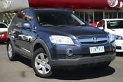 2009 Holden Captiva CG MY09 CX AWD Blue 5 Speed Sports Automatic Wagon Seaford Frankston Area Preview