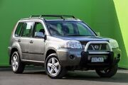 2006 Nissan X-Trail T30 II MY06 ST-S X-Treme Grey 5 Speed Manual Wagon Ringwood East Maroondah Area Preview
