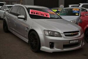 2007 Holden Commodore VE SS V Silver 6 Speed Sports Automatic Sedan Minchinbury Blacktown Area Preview