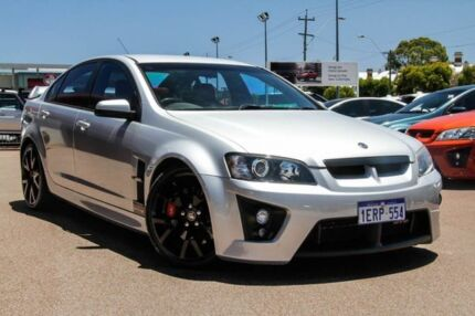 2008 Holden Special Vehicles GTS E Series MY09 Silver 6 Speed Sports Automatic Sedan