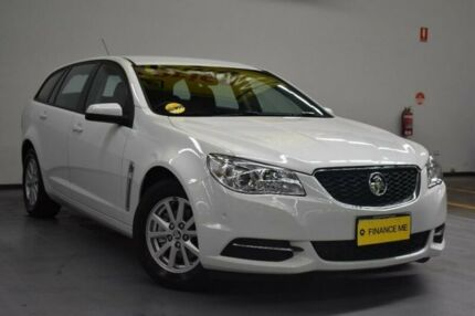 2014 Holden Commodore VF MY14 Evoke Sportwagon Grey 6 Speed Sports Automatic Wagon