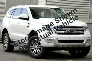 2016 Ford Everest UA Trend White 6 Speed Sports Automatic SUV Muswellbrook Muswellbrook Area Preview