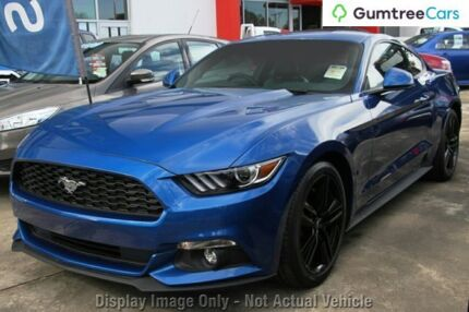 2017 Ford Mustang FM MY17 Fastback SelectShift Lightning Blue 6 Speed Sports Automatic Fastback