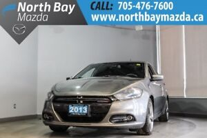 2013 Dodge Dart R/T with Snow Tires, Leather, Sunroof, Full Brak