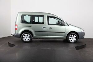 2006 Volkswagen Caddy 2K Life Green 5 Speed Manual Wagon Mulgrave Hawkesbury Area Preview
