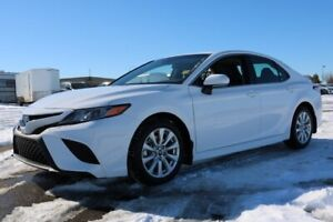 2018 Toyota Camry SE Accident Free,  Leather,  Heated Seats,  Ba