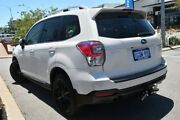 2018 Subaru Forester S4 MY18 XT CVT AWD Premium White 8 Speed Constant Variable Wagon Willagee Melville Area Preview