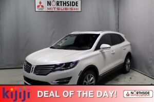 2016 Lincoln MKC AWD SELECT Navigation (GPS),  Leather,  Panoram