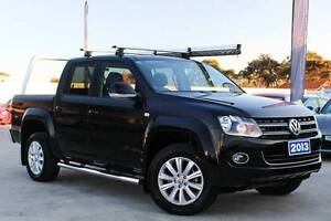 From $132 per week on finance* 2013 Volkswagen Amarok Ute Coburg Moreland Area Preview