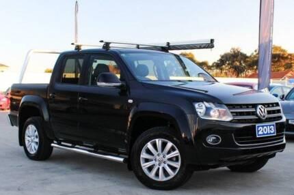 From $142 per week on finance* 2013 Volkswagen Amarok Ute