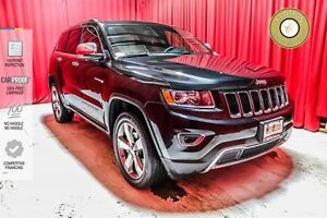 2016 Jeep Grand Cherokee SUNROOF! HEATED WHEEL! 8.4 SCREEN!